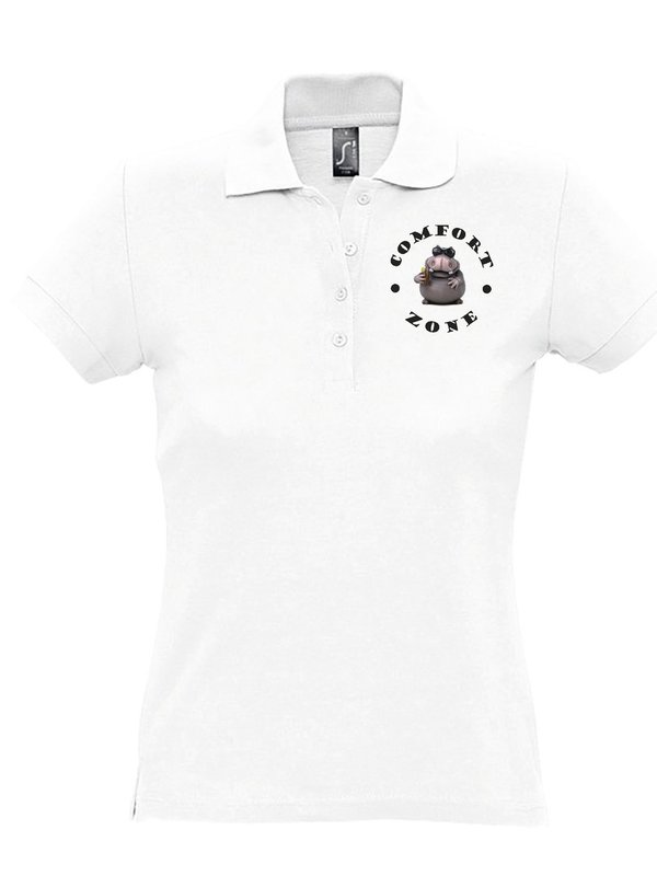 Polo Femme Comfort Zone