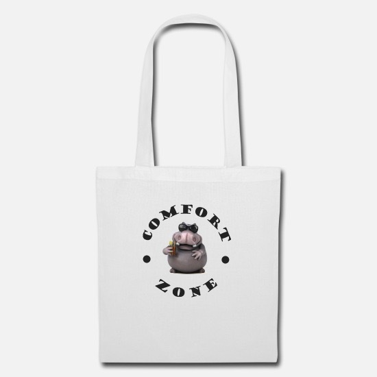 Tote Bag Comfort Zone